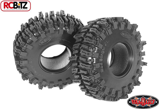 RC4WD Mud Slinger 2 XL 2.2 Scale Tires Z-T0122 LARGE Scale Tyres Wraith AX10