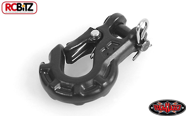 TOY RC4WD Warn 1/10 Premium Winch Hook STRONG w/latch Z-S1551 Scaler