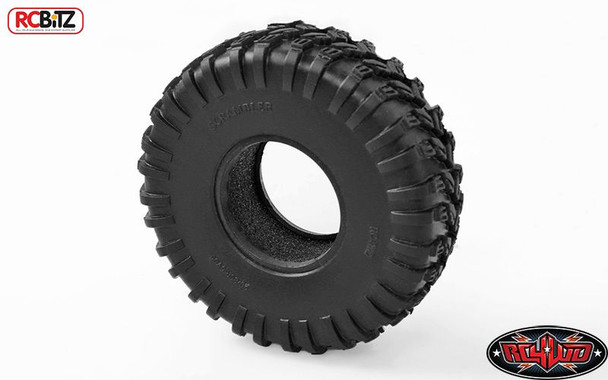 """Scrambler Offroad 1.0"""" Scale Tires Tall Tyre 18th Micro G2 RC4WD Z-T0146 Gelande"""