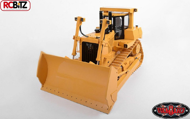 1/14 Scale DXR2 Hydraulic Earth Bull Dozer VV-JD00015 ALL METAL Assembled RC