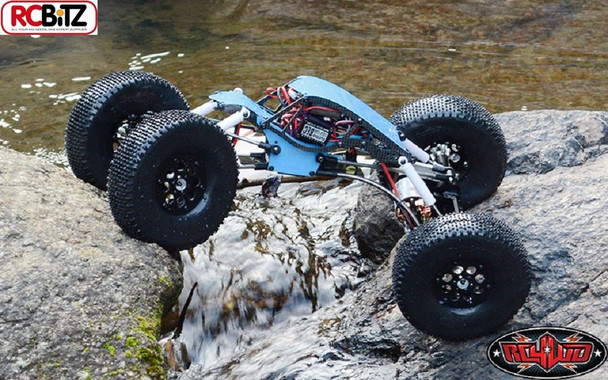 RC4WD Bully II MOA RTR Competition Crawler Z-RTR0027 Comp Rock rig M.O.A RC