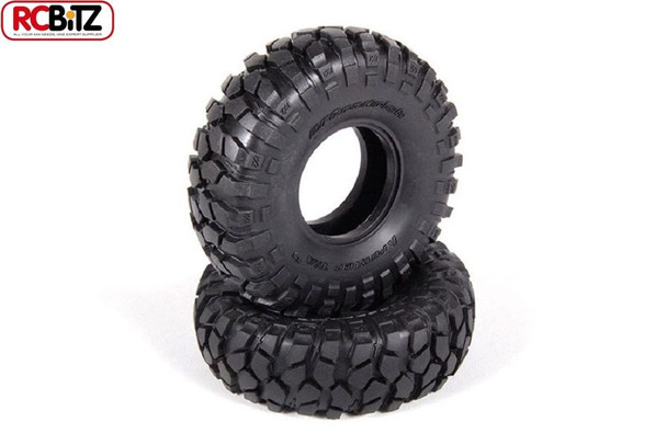 """1.9"""" Goodrich Krawler Tyre R35 SOFT Tire Fit most wheels glue or Bead AX31093"""