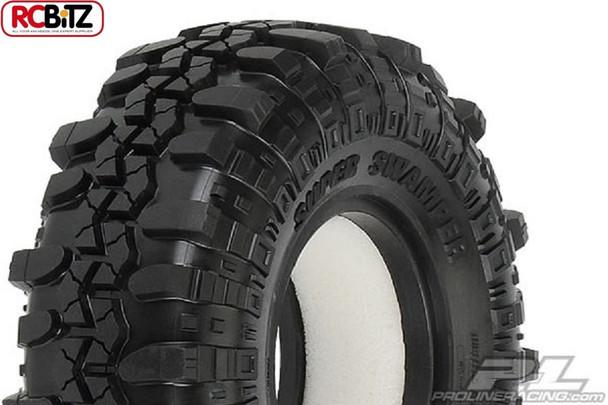 "Interco TSL SX Super Swamper 1.9"" G8 Rock Terrain Truck Tires 2 Memory Foam 1163"