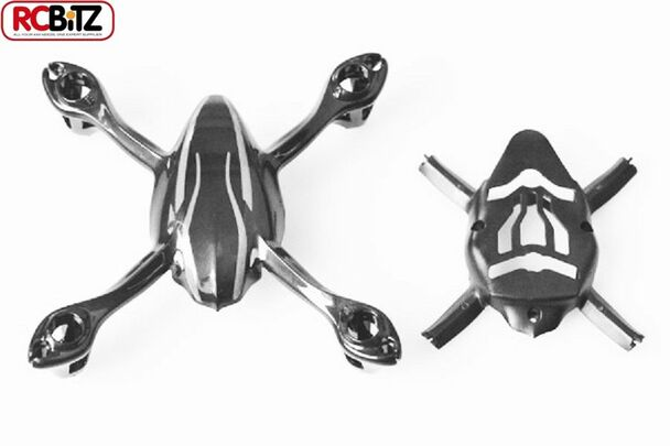 Hubsan X4L Mini Quadcopter Bodyshell Assembly X4 L Complete Body Shell H107-A31
