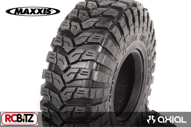 "1.9 Maxxis Trepador Tires-R35 SOFT Compound 2 Fits Most 1.9"" Wheels Jeep SCX10"