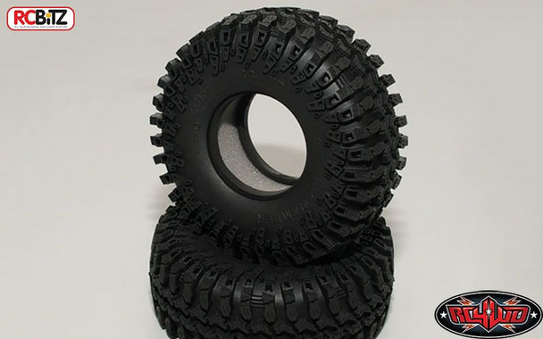 """Interco IROK 1.7"""" Scale Tires Wide contact size between 1.55 1.9 Z-T0068 RC4WD"""