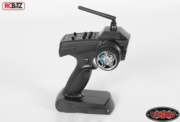 XR3 3 Channel 2.4 Ghz Transmitter Receiver Radio TX RX RC4WD Z-R0009 Controller