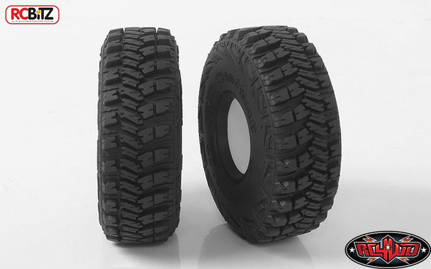 "RC4WD Goodyear Wrangler MT/R 1.7"" 4.19"" Scale Tires Z-T0157 Tyre Class 1 TF2 G2"