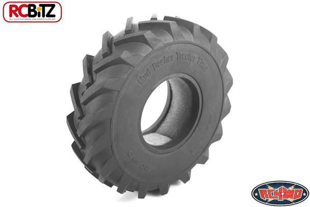 "RC4WD Mud Basher 1.9"" Scale Tractor Tires Tyre Bogger NARROW Agressive Z-T0115"