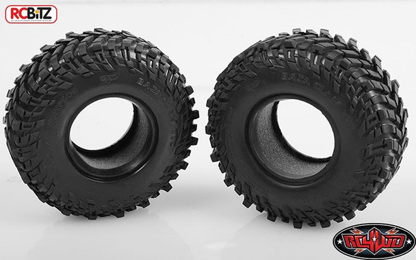 "Mickey Thompson 1.9 Baja Claw 4.19"" Scale Tires RC4WD Class 1 soft Tyre Z-T0060"