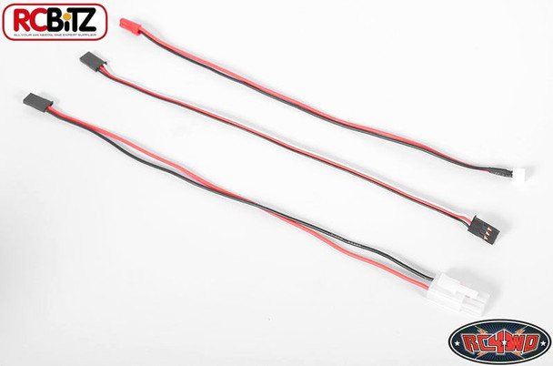 """Wire EXTENSION Accessory 1/10 Winch and Controllers 9"""" 225mm WARN RC4WD Z-S0999"""