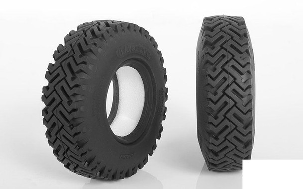 RC4WD Hawkeye 1.9'' Scale Tire Z-T0162 Small Class 1 Tyre 97mm FJ G2 TF2