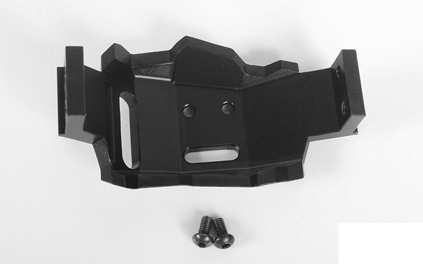 Low Profile Delrin Skid Plate for Std TC TF2 Z-S1851 RC4WD increase +10mm height