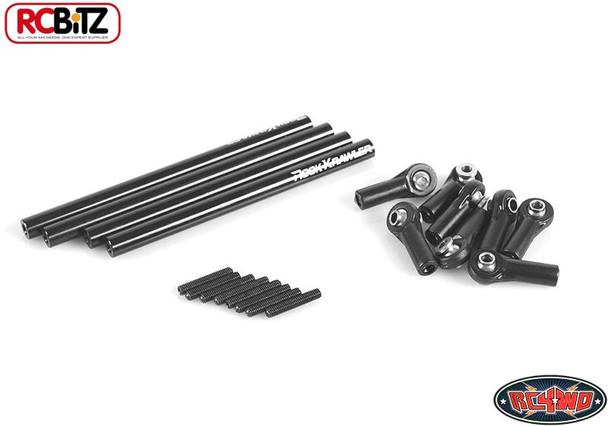Rock Krawler 4 Link Package  Axial Jeep Rubicon SCX10 Long wheelbase Honcho TOY Z-S0939