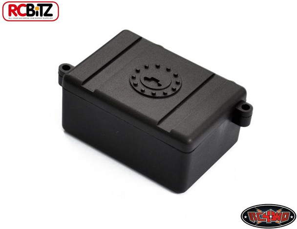 Fuel Cell Radio Receiver Box Trail Finder TF2 PLASTIC Electronics RC4WD Z-S0592