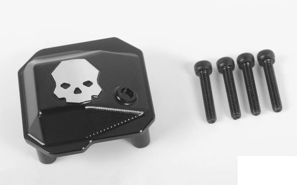 RC4WD Ballistic Fabrications Diff Cover For Axial AR44 Axle Z-S1901 SCX10 II