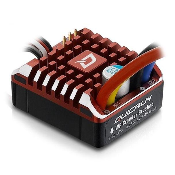 Hobbywing Quicrun 1080 WP 80amp Waterproof Brushed Crawler ESC HW30112750