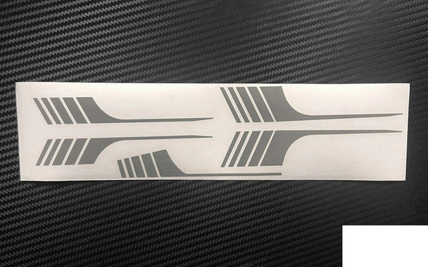 RC4WD Surf Stripes TOY 1985 4Runner Sheet Grey Z-B0209 Decal Sticker Transfer RC