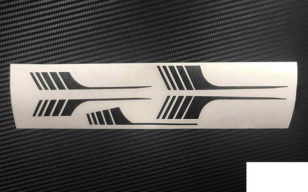 RC4WD Surf Stripes TOY 1985 4Runner Sheet Black Z-B0208 Decal Sticker Transfer