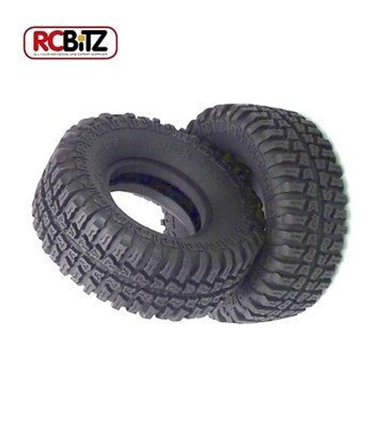 "Dick Cepek 1.9"" Mud Country Scale wide Tire Small scale CLASS 1 RC4WD Z-T0034"