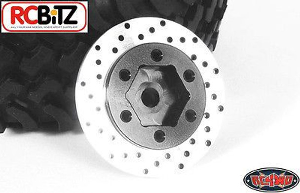 Hex side shown against a wheel. Supplied in pack of 4 with hardware