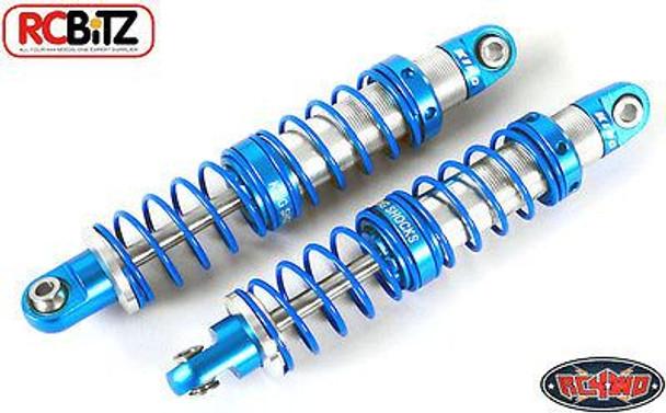 King Off-Road Adjustable Shocks Faux Reservoir 80mm Gelande TF2 Z-D0035 RC4WD