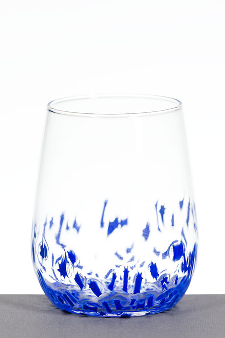 Large Wine - Blue Star