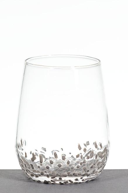 Large Wine - Gray Star