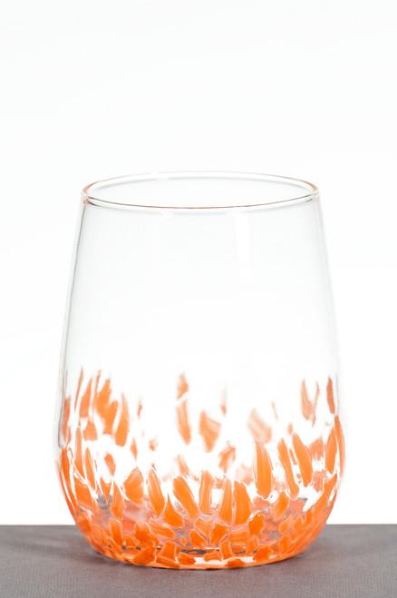 Large Wine - Tangerine Star