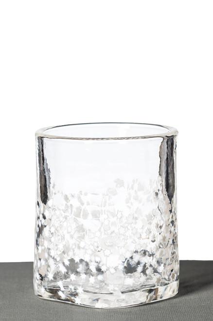 Rocks Glass - White Star