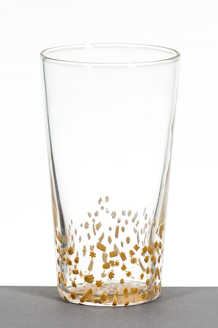 Large Tumbler - Gold Star