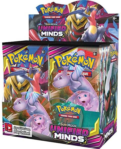pokemon Sun & Moon Unified Minds