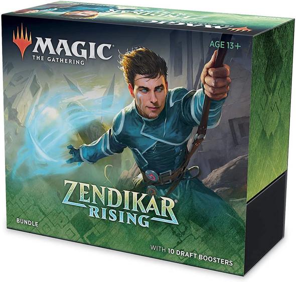 Magic Zindikar Rising Bundle