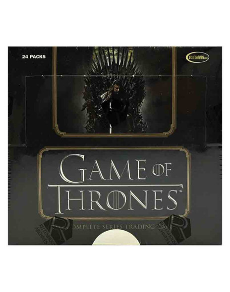 2020 WrttenHouse Game Of Thrones Hobby