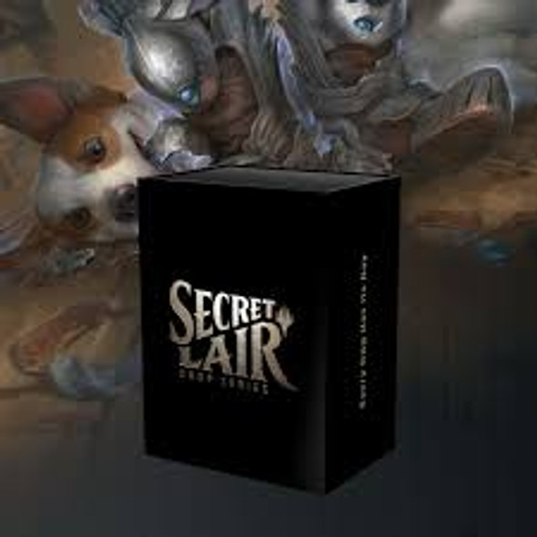 Magic Secret Lair Drop Every Dog Has Its Day Foil Edition