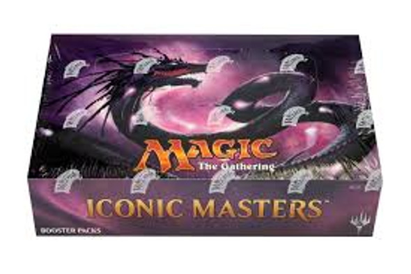 Magic Iconic Masters Booster Box