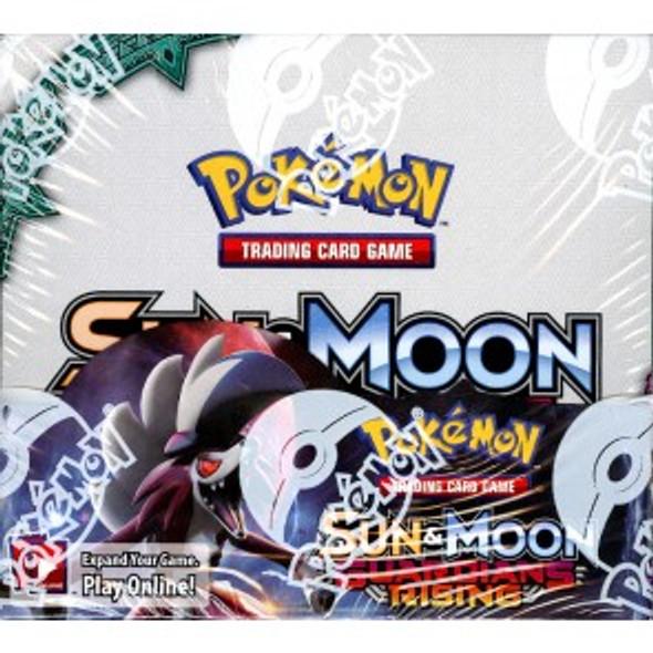Pokemon Guardians Rising Booster Box