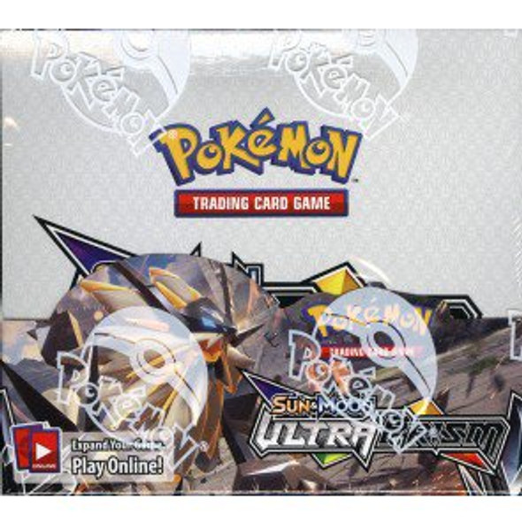Pokemon Sun And Moon Ultra Prism
