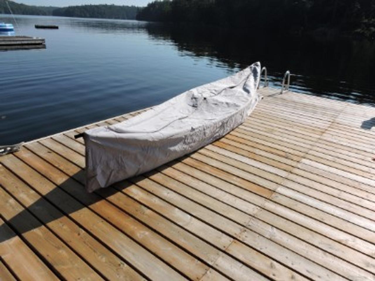 Venture Canoe Kayak Cover top view