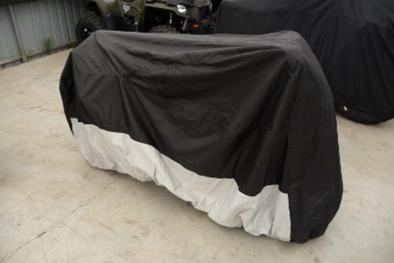 Sport Deluxe motorcycle cover actual
