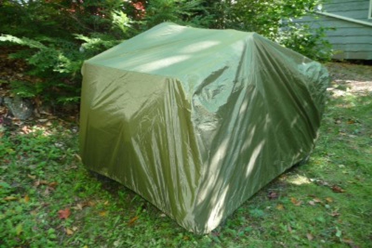 Weather Guard ATV cover photo front