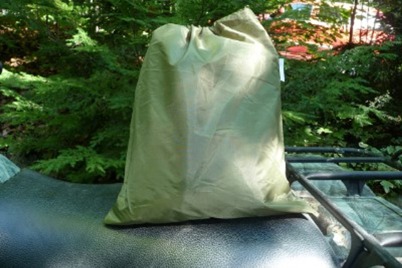 Weather Guard ATV cover storage bag