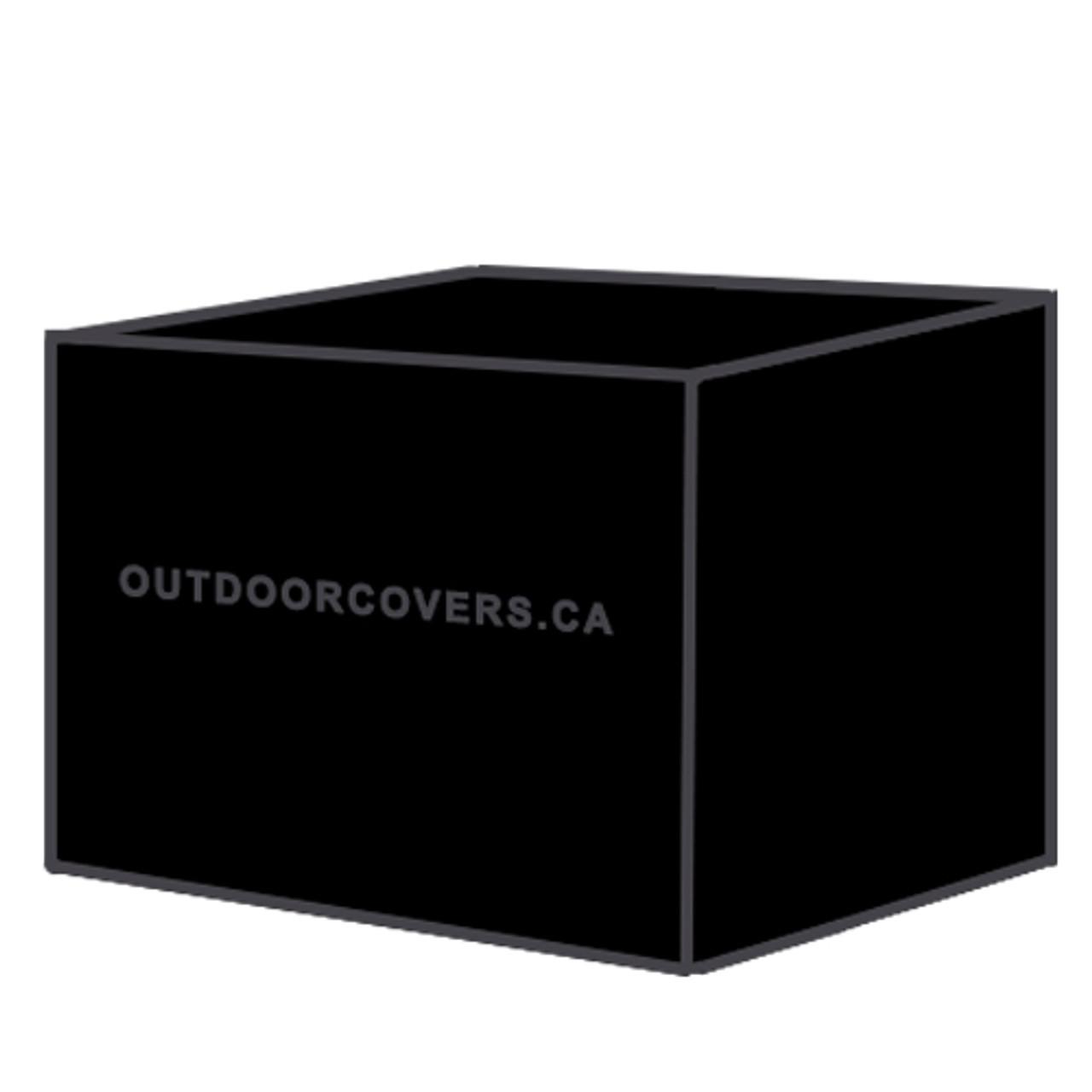 Advantage table top tool cover shape