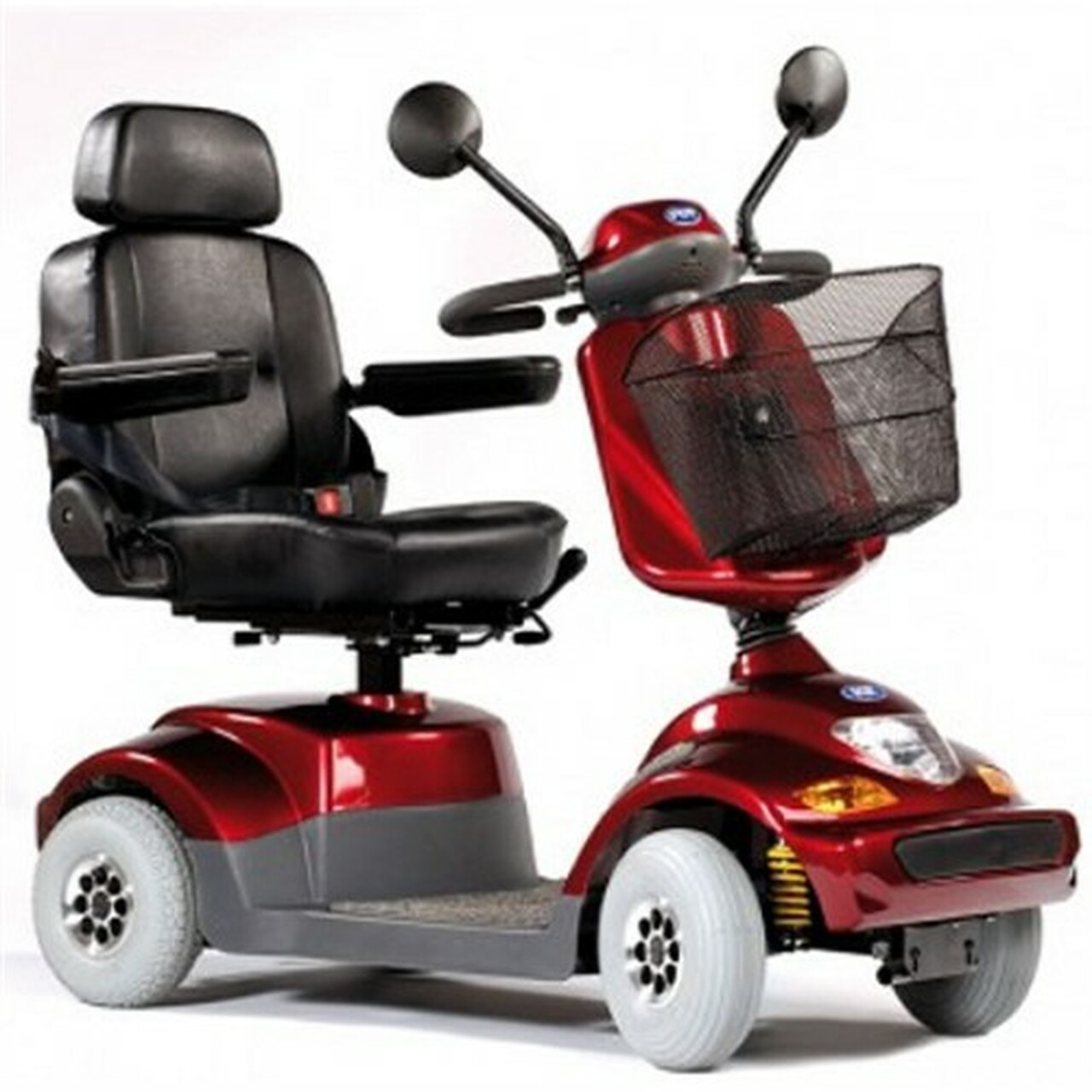 Typical medium mobility scooter