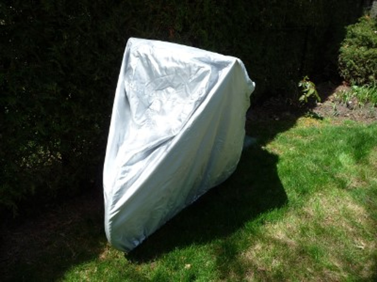 Weather Guard Bicycle cover photo front view