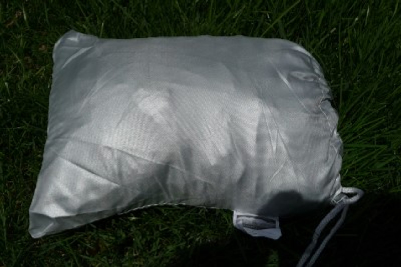 Weather Guard Bicycle cover storage bag