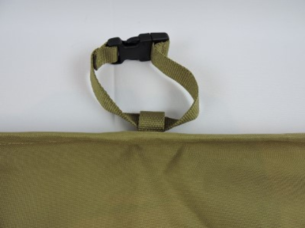 Savanna strap and buckle system for secure tie down