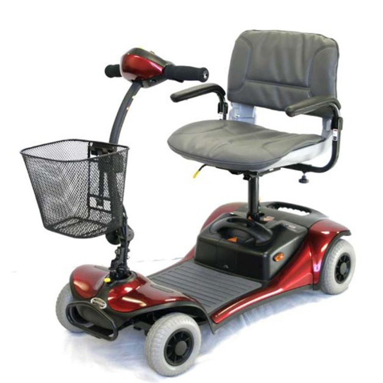 Typical small mobility scooter
