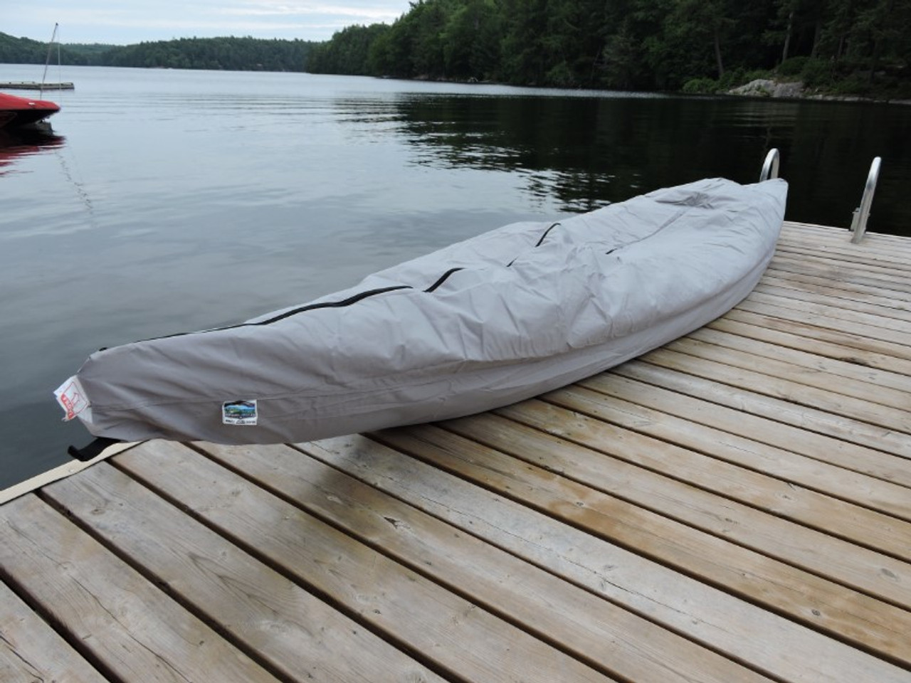 Kayak Cover, Slim, Small (up to 12') (Venture #60726)