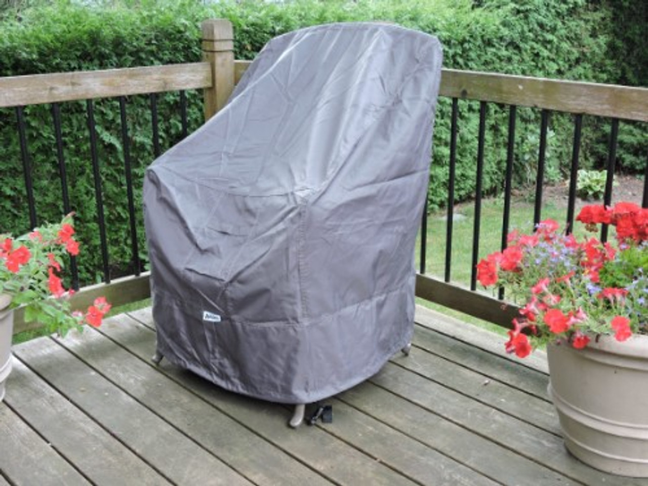 HiBack Chair Cover (32Wx34Dx36H) (Avalon #51551)